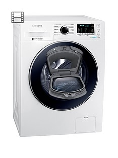 samsung-ww70k5410uwnbsp7kg-load-1400-spin-addwashtrade-washing-machine-with-ecobubbletrade-technology-next-day-delivery-white