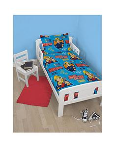 fireman-sam-fireman-sam-toddler-duvet-amp-bedding-bundle-set