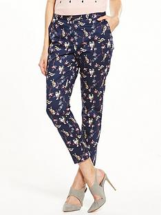 oasis-humming-bird-print-trouser