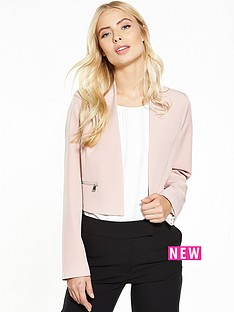 wallis-zip-pocket-blazer