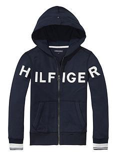 tommy-hilfiger-zip-through-hoodienbsp--navy