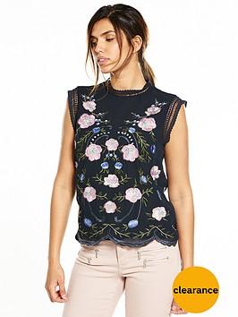 v-by-very-embroidered-sleeveless-shell-top