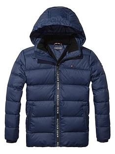tommy-hilfiger-hooded-down-jacket
