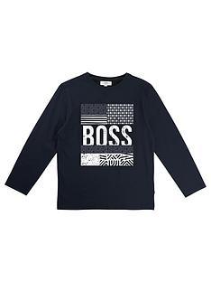 boss-long-sleeve-t-shirt
