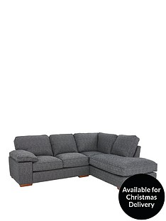 arden-right-hand-fabric-corner-chaise-sofa