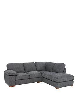 arden-right-hand-fabric-corner-chaise-sofa