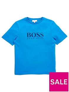 boss-boys-short-sleeve-logo-t-shirt