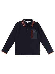 boss-boys-long-sleeve-jersey-polo