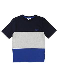 boss-boys-colour-block-t-shirt
