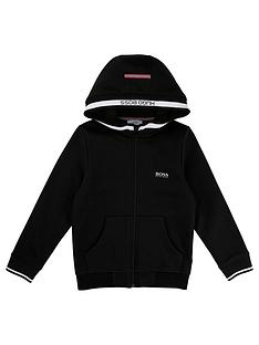 boss-boys-zip-through-hoody