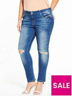 v-by-very-curve-mid-rinse-ripped-slim-leg-jeans