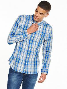 hilfiger-denim-checked-ls-shirt