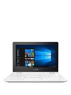lenovo-yoganbsp300-11ibr-intelreg-celeronreg-4gb-ramnbsp500gb-hard-drive-116-inchnbsptouchscreen-2-in-1-laptop-white