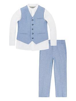 monsoon-hardy-herringbone-suit-set