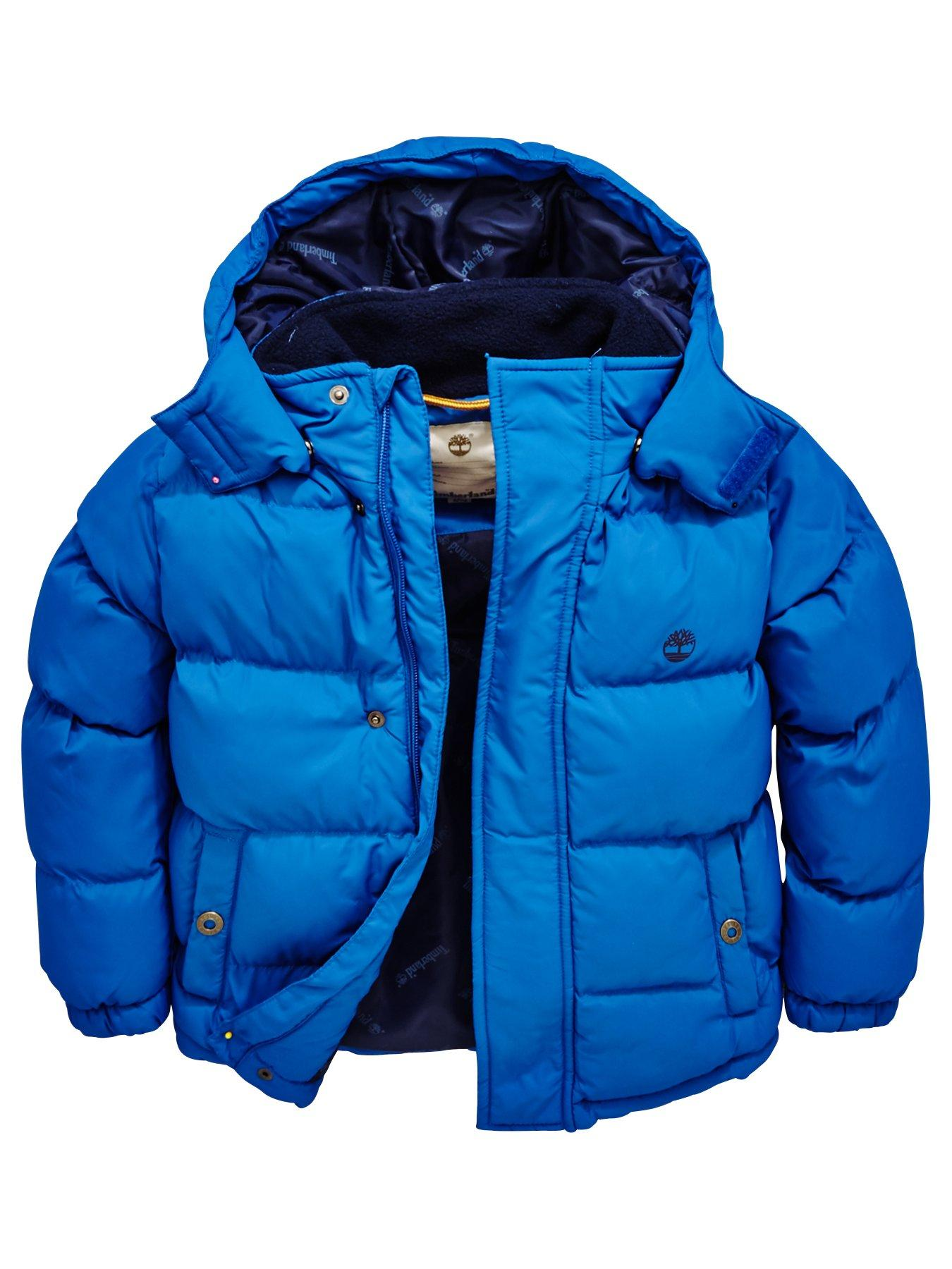 Timberland womens padded coat