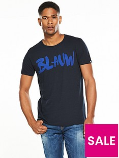 scotch-soda-amsterdam-blauw-signature-printed-t-shirt