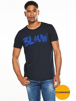 scotch-soda-amsterdam-blauw-signature-printed-t-shirt
