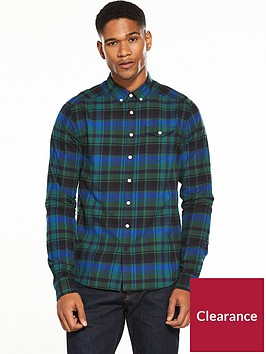 scotch-soda-lightweight-brushed-flannel-check-shirt