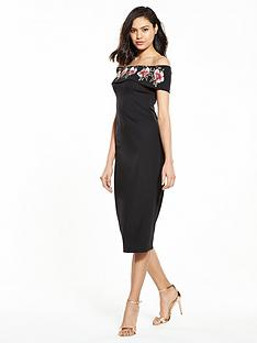 v-by-very-embroidered-bodycon-dress