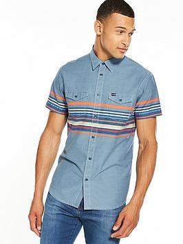 S/s Western Shirt