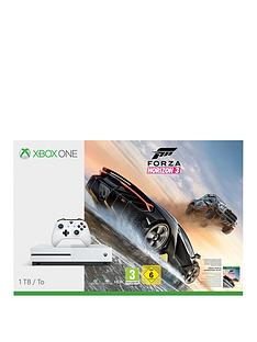 xbox-one-s-1tb-console-with-forza-horizon-3-12-months-live-subscription-and-extra-controller