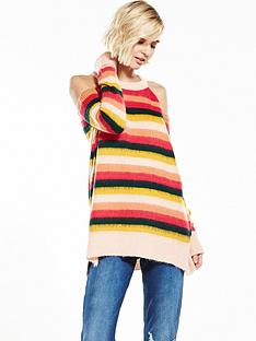 river-island-stripe-cold-sho