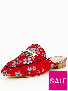 v-by-very-kayleigh-floral-tapestry-backless-loafer-red