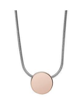 skagen-2-tone-elin-metal-disc-pendant