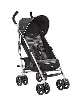 joie-nitro-stroller-with-footmuff