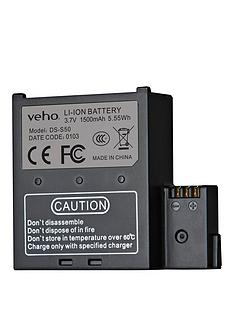 veho-veho-muvi-k-series-spare-rechargeable-battery