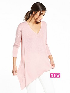 v-by-very-asymmetric-jersey-knit-top-light-pinknbsp