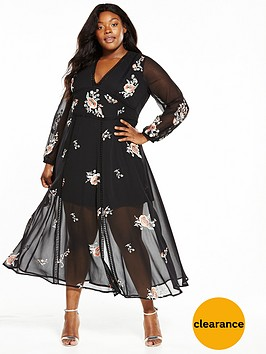 v-by-very-curve-embroidered-maxi-dress