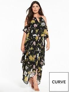 v-by-very-curve-hanky-hem-maxi-dress