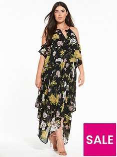 v-by-very-curve-hanky-hem-maxi-dress