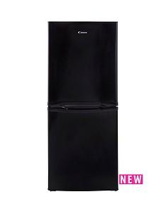 Candy CSC1365BE 54cmFridge Freezer - Black
