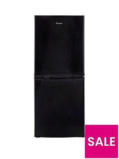 candy-csc1365be-54cmnbspfridge-freezer-black