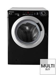 candy-gvsw496dcabnbspsmart-touch-9kgnbspwashnbsp6kgnbspdry-1400-spin-washer-dryer-black