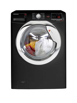 Hoover DXOA610HCB/1-80 Black A+++ 10kg 1600 Spin 15 Programmes Washing Machine Best Price and Cheapest