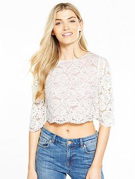 oasis-lace-button-back-top