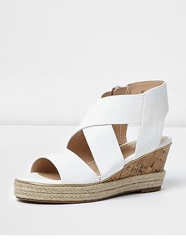 river-island-river-island-girls-wedge-sandal-chunky-strap
