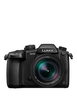 Panasonic Lumix G Dc-Gh5L Compact System - 6K Photo, 4K/60P Video, 20.3Mp, 12-60 Leica Lens.