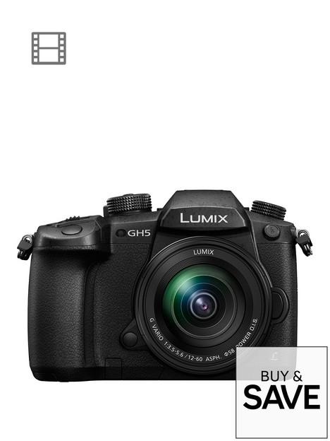 panasonic-dc-gh5meb-k-lumix-mirrorless-camera-with-g-vario-lens-black