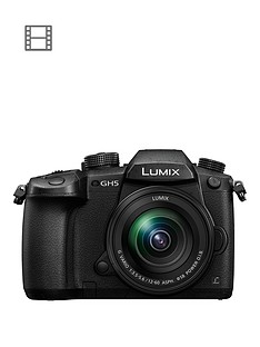 panasonic-dc-gh5meb-k-lumix-mirrorless-camera-with-g-vario-lens-black