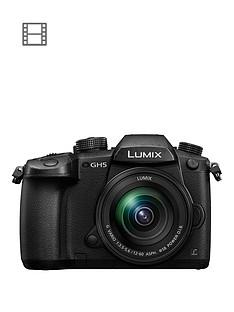 panasonic-lumix-g-dc-gh5m-compact-system-6k-photo-4k60p-video-203mp-12-60-lens-pound200-cash-back-available