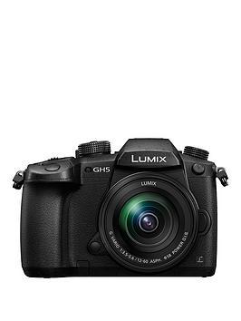 Panasonic Lumix G Dc-Gh5M Compact System - 6K Photo, 4K/60P Video, 20.3Mp, 12-60 Lens.