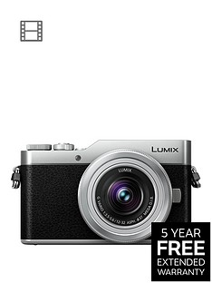 panasonic-dc-gx800kebsnbsplumixnbspg-compact-camera-black-amp-silvernbspwith-extended-5-year-warranty-availablenbspwith-extended-5-year-warranty-available