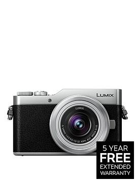 panasonic-dc-gx800kebsnbsplumixnbspg-compact-camera-black-amp-silvernbspwith-extended-5-year-warranty-availablenbspwith-extended-5-year-warranty-available