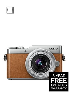 panasonic-lumixnbspg-dc-gx800nbspcompact-system-camera-12-32mmnbspinterchangablenbsplens-4k-ultra-hd-16mp-4x-digital-zoom-wi-fi-with-extended-5-year-warranty-available