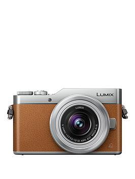 panasonic-lumixnbspg-dc-gx800nbspcompact-system-camera-12-32mmnbspinterchangablenbsplens-4k-ultra-hd-16mp-4x-digital-zoom-wi-finbsp