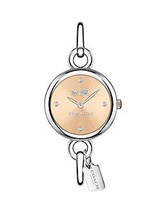 coach-hangtag-pink-dial-bangle-bracelet-watch